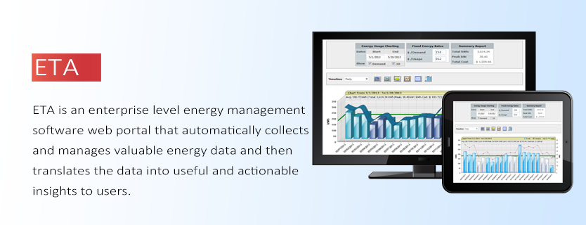Energy Tracking Analytics Cloud Service