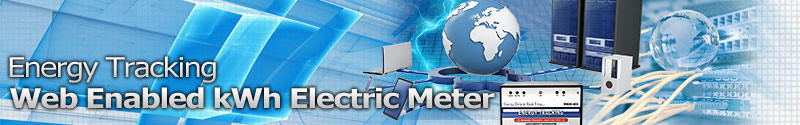 Web Enabled Energy Meter for Submetering and Tracking, kWh Meter, Power Measurement, Energy Management, Load Profile, Billing
